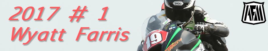 2017 AFM Number 1 - Wyatt Farris