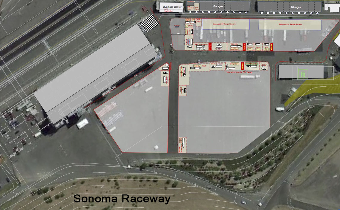 Sonoma Facility Aerial View